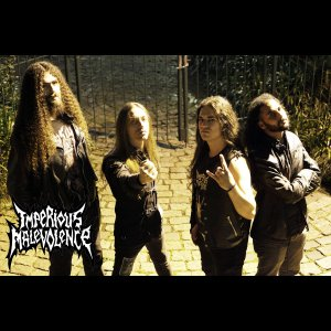 IMPERIOUS MALEVOLENCE: Entrevista exclusiva para o site Chama do Metal, confira!